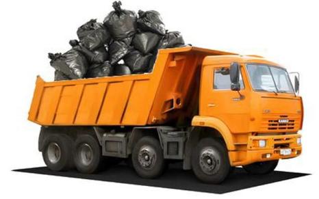 Вывоз строительного мусора в Екатеринбурге