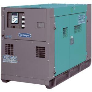 Электростанция DCA-60SPI 50 кВт
