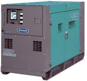 Электростанция DCA-75SPI 50 кВт