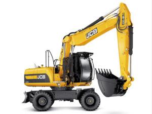 Экскаватор JCB JS160W