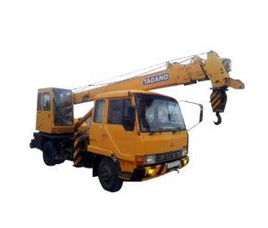 Автокран 5 тонн стрела 22 метра