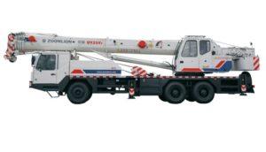 Автокран 25 тонн/ 34 метров
