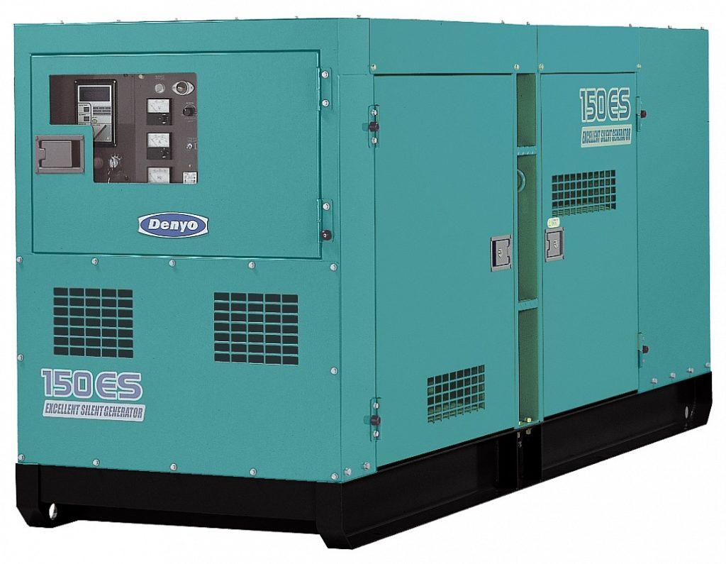 Дизельная электростанция DCA-150ESК 100кВт