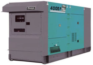 Дизель-генератор DCA-400SPM 320 кВт