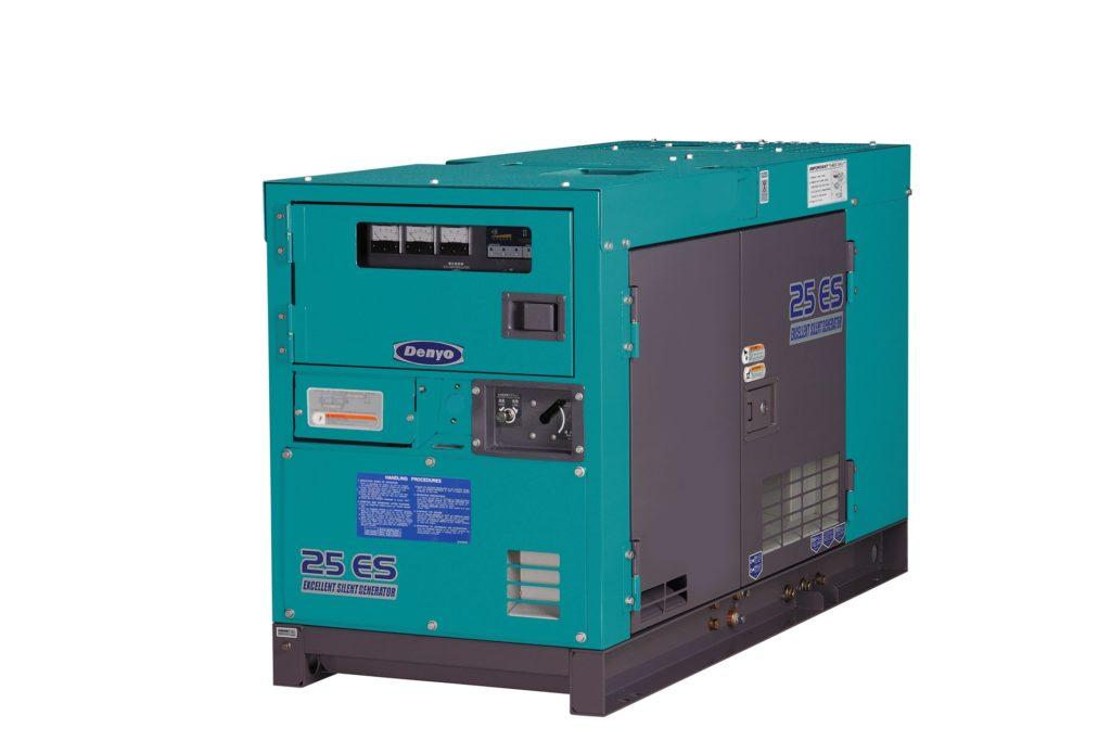 Дизельный генератор DCA-25ESK 16 кВт