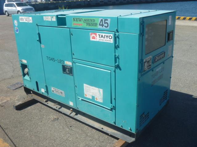 Дизельный генератор DCA-45SPI 30кВт