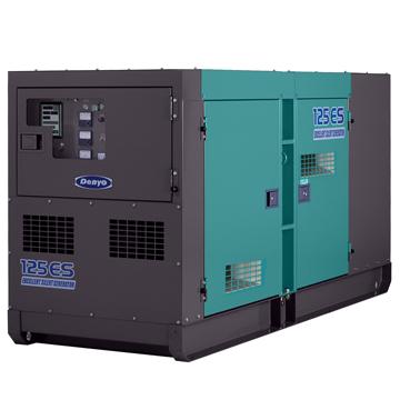 Генератор DCA-125ESM 80 кВт