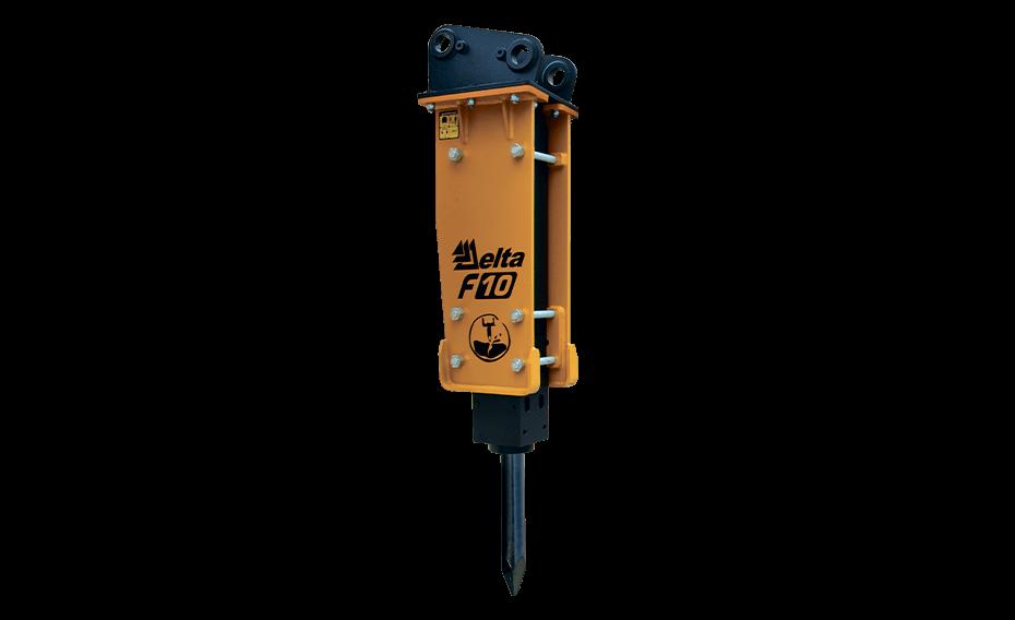 Гидромолот Delta F10