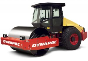 Каток Dynapac CA 280 D-II